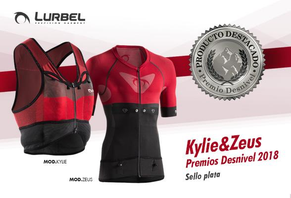 Lurbel Kylie and Lurbel Zeus, Silver Seal in the X editon of the Premio Desnivel de Material