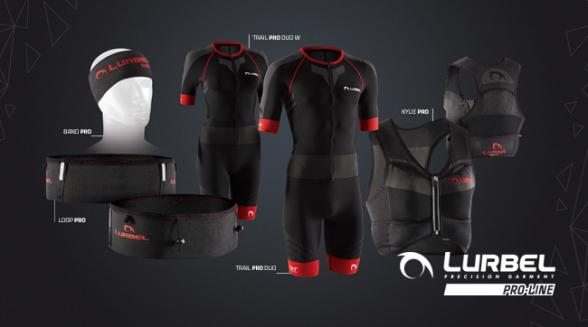 The Lurbel Pro Line is here - sportswear of the utmost excellence and design